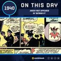 Joker First Appeared in 'Batman #1' (April 25, 1940)