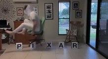 Pixar intro went wrong