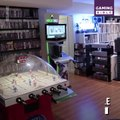 Collector Gives Tour Of His Incredible Gaming Room