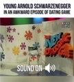 Young Arnold Schwarzenegger In Dating Game Awkward Episode