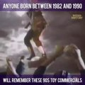Toy Commercials Every 90s Kid Remembers