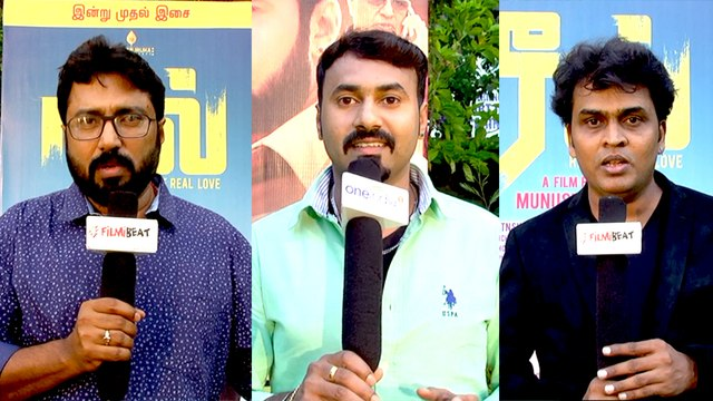 Reel Movie crew interview Video | Udhay Raj | Avanthika | Santhosh Chandran