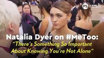 Natalie Dyer Talks Stranger Things and Her Inside Joke With Boyfriend Charlie Heaton