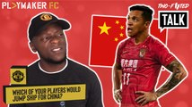 "Two-Footed Talk | ""One last big contract"" - Is Man Utd flop destined for China?"