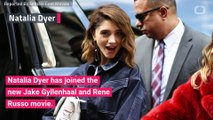 Natalia Dyer Signs On For Jake Gyllenhaal Project