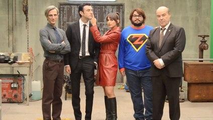 ¿Cuál es el super´héroe o superheroína que prefieren Brays Efe, Verónica Echegui, Javier Rey y David Galán Galindo?