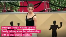 Natalia Dyer Opens Up About Dating Charlie Heaton (1)