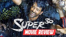 Super 30 Film Review: Hrithik Roshan Makes Strong Impact