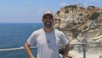 البطل أورلندو دوك سعيد بالعودة إلى لبنان والمشاركة البيئية