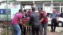 Nişanlısı tarafından öldürülen kadının cenazesi defnedildi