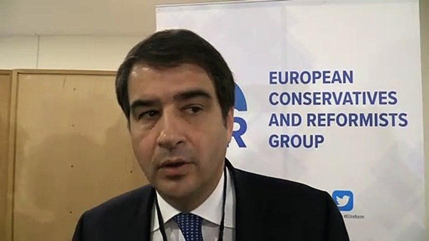 Fitto eletto co-presidente Conservatori Ecr