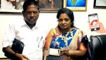 'எங்கள் கட்சியில் 25 பேர் சேர்ந்துள்ளனர்'-தமிழிசை | 25 members joined from Namakkal District to BJP