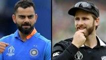 ICC Cricket World Cup 2019:India v New Zealand : Williamson Gets Revenge On Kohli For 2008 Semi Loss