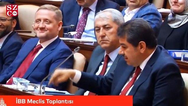 İBB Meclisi'nde 'Erdoğan' tartışması