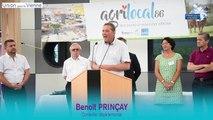 [ Benoit Prinçay ] =>2nd Forum Agrilocal au Collège Arsène Lambert de Lencloître