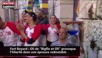 Fort Boyard  Oli de Bigflo et Oli provoque l'hilarité dans une épreuve redoutable (vidéo)