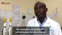 Burkina : « L'eau du robinet, la denrée alimentaire la plus contrôlée »