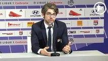 OL : Juninho évoque la piste Laurent Koscielny