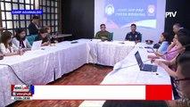 Modern AFP, PNP needed vs security threats