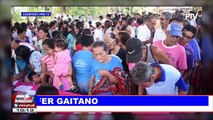 Over 1-K benefitted from PNP outreach program