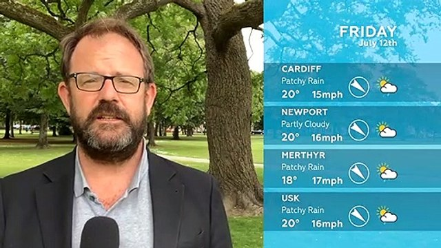 WEATHER: July 12th 2019