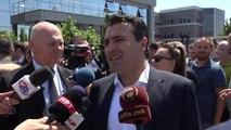 Tallja, Zaevi i kërkon falje Hashim Thaçit