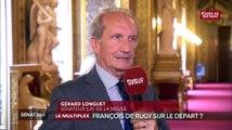 avance de frais de mandat: Gérard Longuet demande à Gérard Larcher et Richard Ferrand de s'exprimer sur le sujet