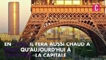 D'ici 2060, le climat à Paris ressemblera à celui de la capitale australienne