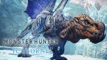 Monster Hunter World: Iceborne - Glavenus Trailer