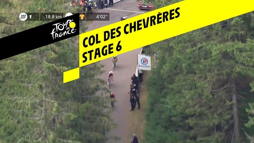 Col des Chevrères - Étape 6 / Stage 6 - Tour de France 2019