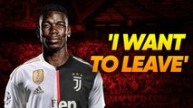 Paul Pogba CONFIRMS He Wants To Leave Manchester United!   W&L