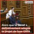 Taxe Gafa: Donald Trump menace la France de mesures de rétorsion, Bruno Le Maire lui répond