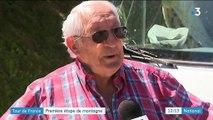 Tour de France : première étape de montagne dans les Vosges