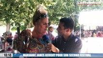 Avignon : Marianne James revient pour son second festival