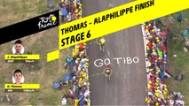 Finish Thomas - Alaphilippe   Thomas - Alaphilippe Finish - Étape 6   Stage 6 - Tour de France 2019