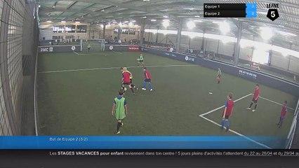 Equipe 1 Vs Equipe 2 - 11/07/19 16:20 - Loisir Colomiers (LeFive) - Colomiers (LeFive) Soccer Park