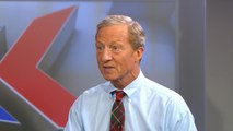 Billionaire activist Tom Steyer weighs in on 2020 race