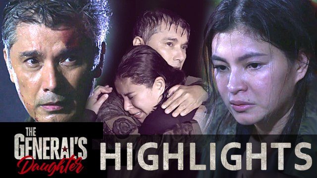 Marcial and Rhian survive the boat explosion | The General's Daughter