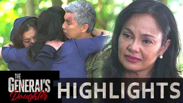 Corazon hides Marcial and Rhian | The General's Daughter