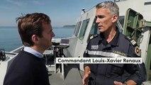14-juillet : la frégate Aquitaine et ses 109 marins