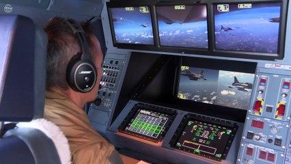 [HORS LES MURS] Base aérienne d'Istres :  déplacement de la commission des affaires étrangères, de la défense et des forces armées