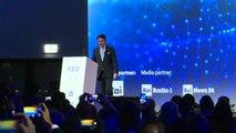 Milano - Conte al Forum dell'Economia digitale (11.07.19)