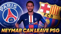 Is Neymar Trying To FORCE A Transfer From PSG To Barcelona?!   Transfer Talk