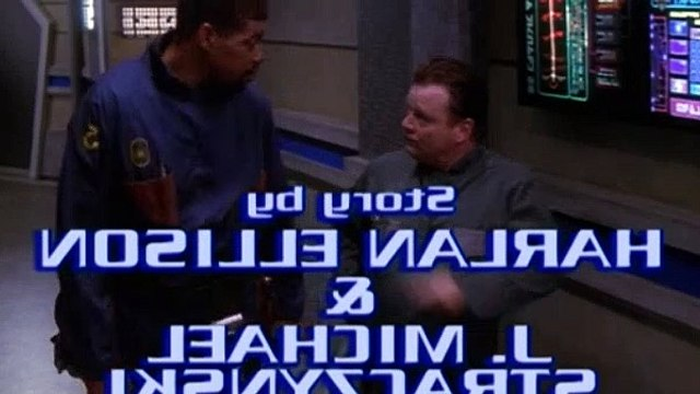 Babylon 5 Season 5 Episode 4 A View from the Gallery