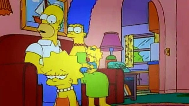 The Simpsons Season 8 Episode 16 Brother From Another Series