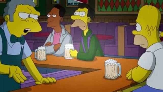 The Simpsons Season 23 Episode 17 Them Robot