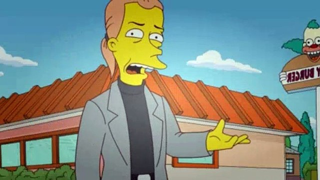 The Simpsons Season 23 Episode 20 The Spy Who Learned Me