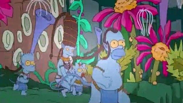 The Simpsons Season 23 Episode 21 Ned n Ednas Blend