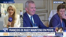 Dîners fastueux: François de Rugy reste en poste