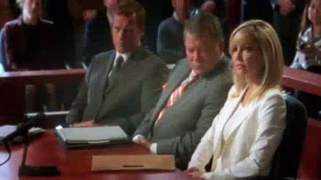 Boston Legal Season 2 Episode 1 The Black Widow